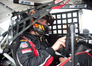 Steve Arpin Ready to Race
